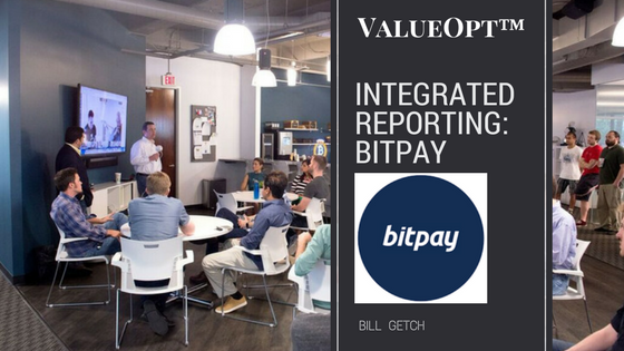 Integrated Reporting: Bitpay